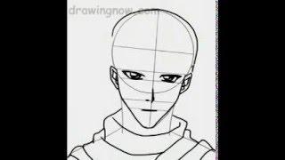 Learn to Draw Byakuya Kuchiki from Bleach