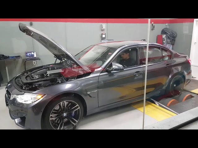 BMW M3 2017 - REPROGRAMAÇÃO + DOWNPIPE  by NPC PERFORMANCE . Chip de potencia chiptuning f80 bmw