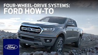 homepage tile video photo for Four-Wheel-Drive Systems   Ford How-To   Ford