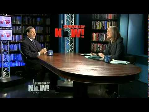 Debate: Attacking Iran, Israel-Palestine & Obama with Rashid Khalidi & Jonathan Tobin 1 of 2