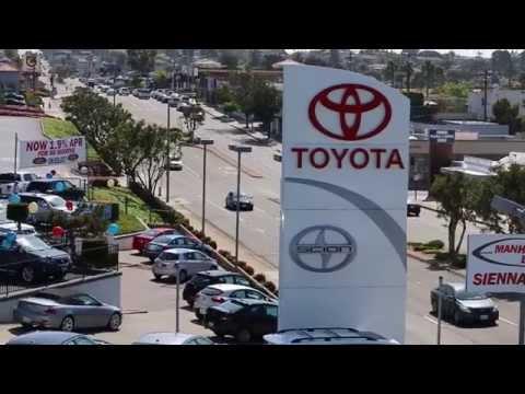 Toyota & Used Car Dealership in Manhattan Beach, California - Manhattan Beach Toyota