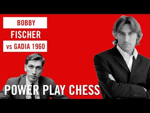 Bobby Fischer v Gadia 1960