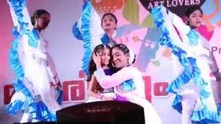 malayalam theme dance ammu and team part 1