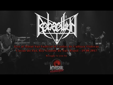 REBAELLIUN - Live at Metal Sul Festival [2017] [FULL SET]