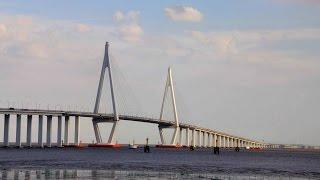 Китай творит чудеса: Мост в Ханчжоу. Discovery. Наука и образование