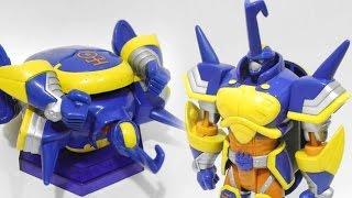 Bandai Digimon Frontier Toys-Spirits of Thunder/Beetlemon(デジモンフロンティア玩具-雷のスピリット-人形/ブリッツモン)