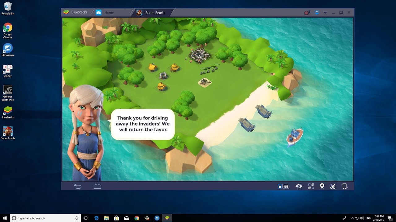 Download Boom Beach for PC/Laptop Windows 10/8/7 For Free