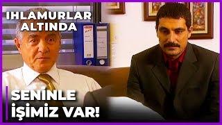 Kemal, Şirketinde Yılmaz'a İş Teklif Ediyor! - Ihlamurlar Altında 8. Bölüm