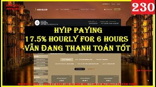 ANDRO-GOLD.COM - HYIP PAYING -  SITE HYIP HOURLY - PLAN: 17.5% HOURLY FOR 6 HOURS