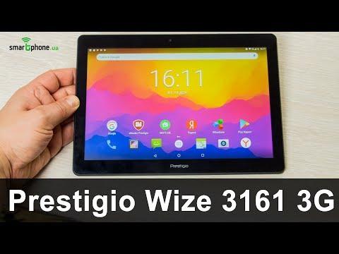 Планшет Prestigio Wize 3161 3G - 10,1 дюйма IPS и цена до $100