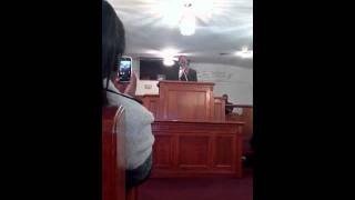 "Rev. Gabriel Jackson ""People see me but they just don"