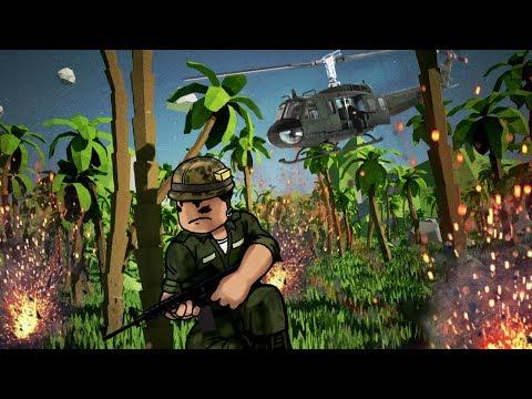 Roblox   VIETNAM WAR: United States vs Vietnam! (Roblox Adventures)