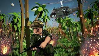 Roblox | VIETNAM WAR: United States vs Vietnam! (Roblox Adventures)