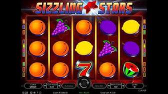 Sizzling Stars online slot - VegasPlay.com