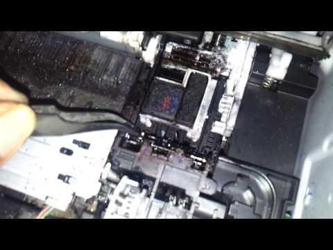 Fix Canon 6C10 error Cam Valve Sensor. ip3680 ip3600