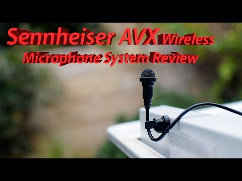 Sennheiser AVX Wireless Microphone System Review