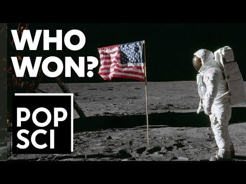 Who Won the Space Race - U.S.A or U.S.S.R.?