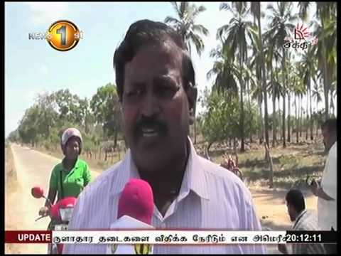 News 1st Prime time 8PM  Shakthi TV 28th April 2016