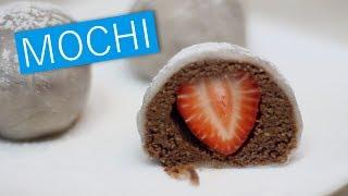 видео НАЧИНКИ ДЛЯ МОТИ, Моти, японский десерт