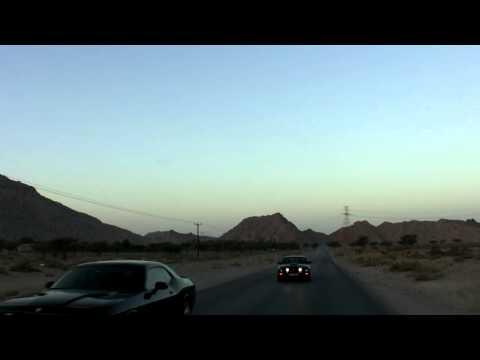 American Muscle Car Gang (UAE) - AMCG - Drive 1