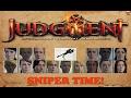 SNIPER TIME!! - Judgement Apocalypse Survival Simulation S4E8