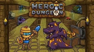 Heroic Dungeon - match 3