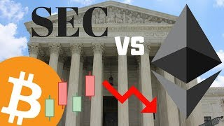 Major Volatility Coming Today? SEC vs ETH - Crypto Charts & Chat LIVE