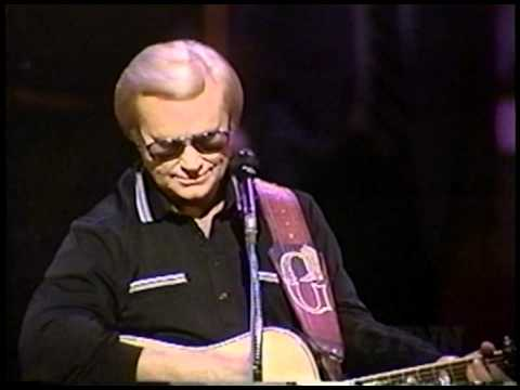 George Jones at the Grand Ole Opry 1996  (September 12, 1931 - April 26, 2013)