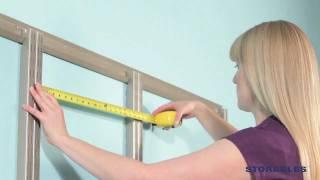 Storables Custom Closet Installation Insructions.mov