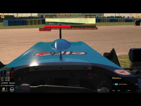 Formula Renault 2.0 at Homestead Miami Speedway - Road Course B