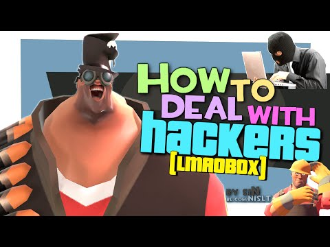 TF2: How to deal with hackers [Epic WIN]