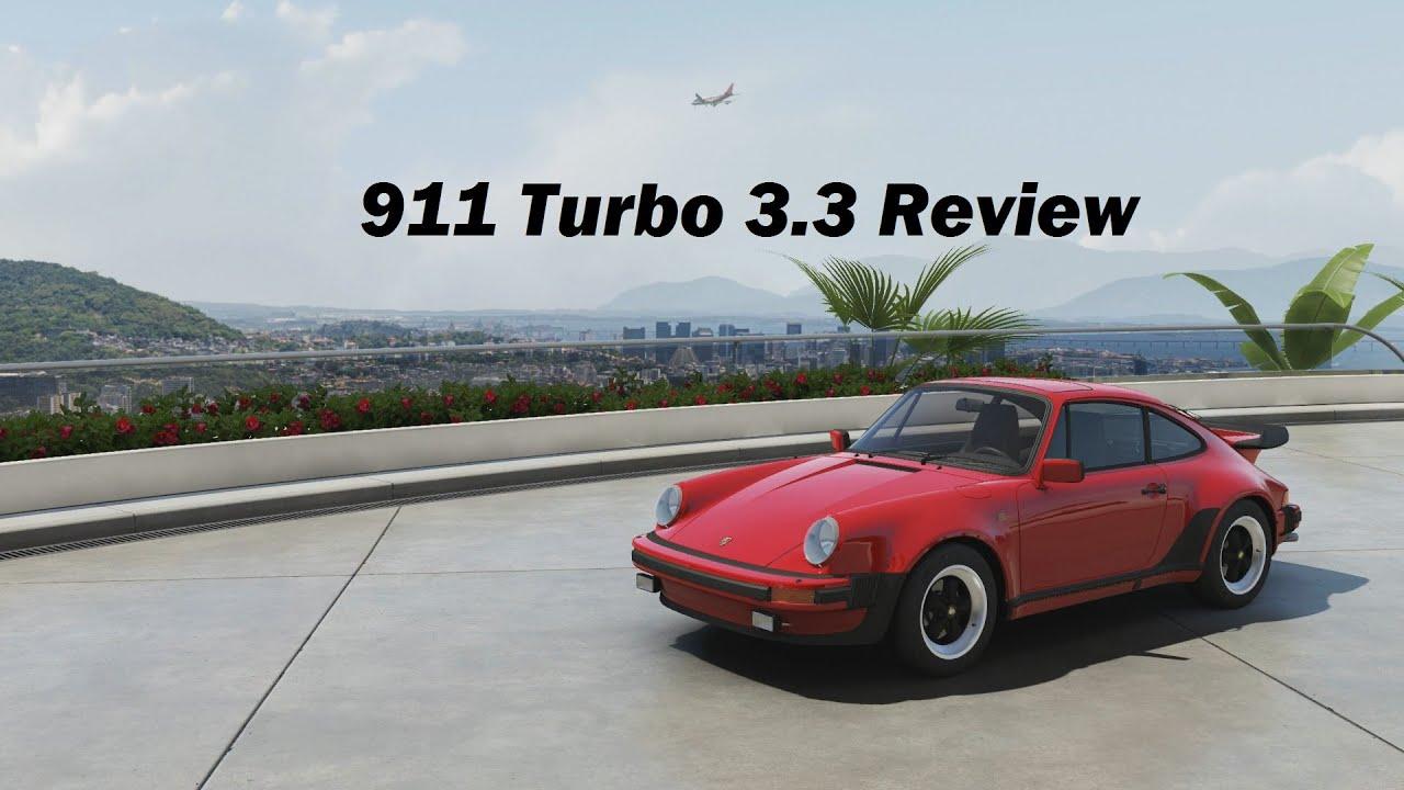 1982 porsche 911 turbo 3 3 review forza motorsport 6 youtube. Black Bedroom Furniture Sets. Home Design Ideas