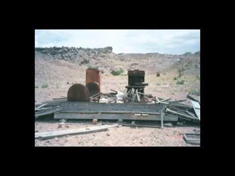 Uranium Mining, San Rafael Swell, Utah