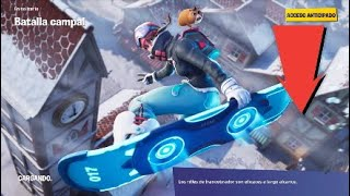 ENCONTRE O BANNER SECRETO NO FORTNITE NO. 4 TELA DE CARGA: BATTLE ROYALE