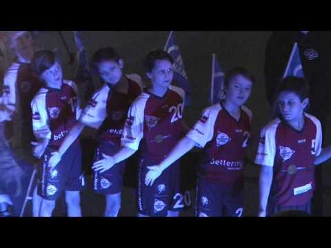 Handball 2014: SG Hamburg Nord (D-Jugend) meets HSV Handball (23-2-2014)