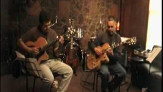 Yesterdays de Jerome Kern. Jazz Guitar Duet Alberto Medina y Emmanuel Mora