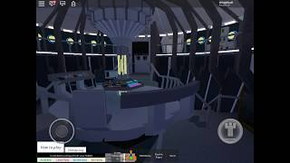 Roblox Let's play / I Will Not Change / Doctor who part 1