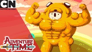 Adventure Time | Each and Every Intro | Cartoon Network UK 🇬🇧