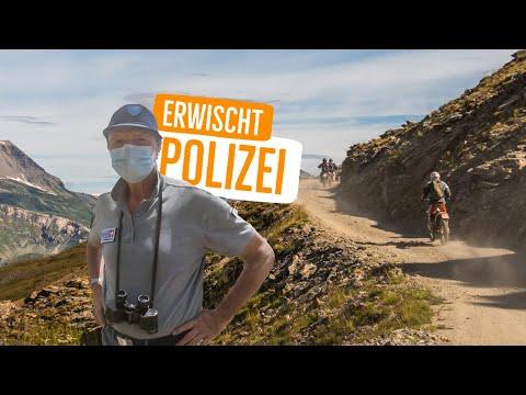 Erste Solo Motorradtour endet im Chaos | Westalpen mit Reiseenduro