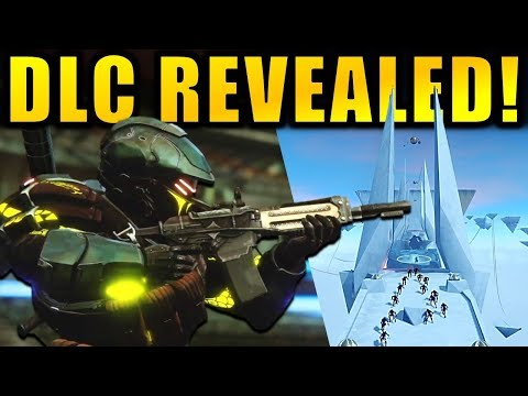 Destiny 2: NEW DLC REVEALED! - Gambit Prime! New Exotic Quests! Xur Bounties! & More! thumbnail