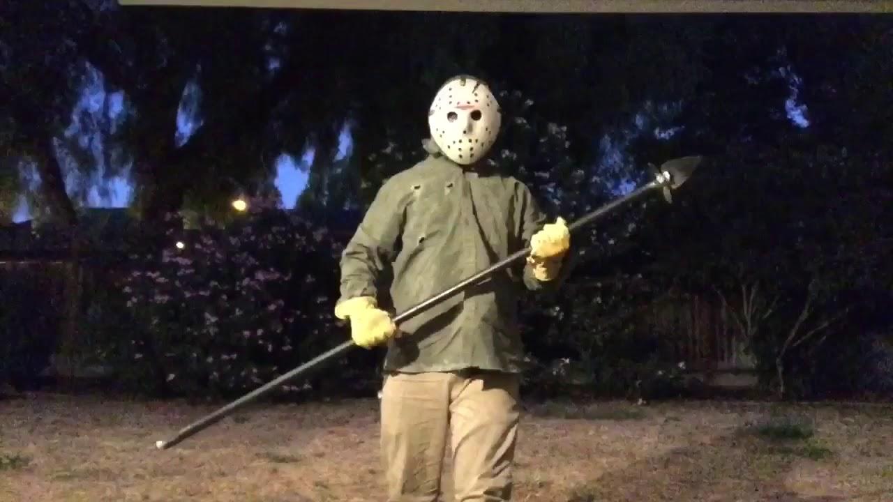 Jason part 6 costume (Redo)