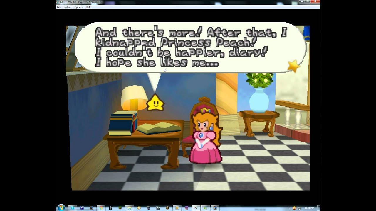 princess peach the sleep walker