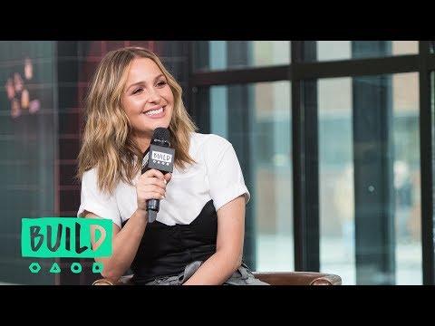 Camilla Luddington Chats About