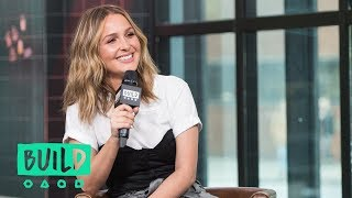 Camilla Luddington Chats About