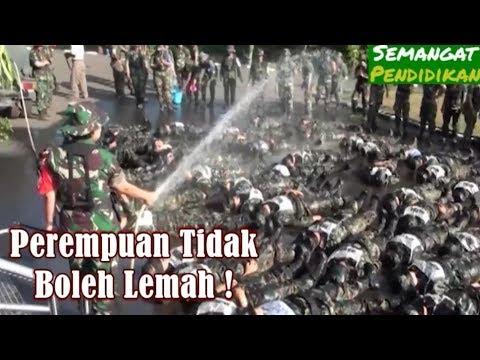 Gak Kalah Serem Begini Latihan KOWAD Tentara Wanita Indonesia