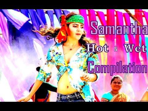 Samantha Ruth Prabhu Hot Compilation