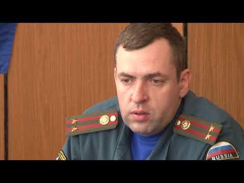 Пресс конференция о последствиях наводнения в Байкальске