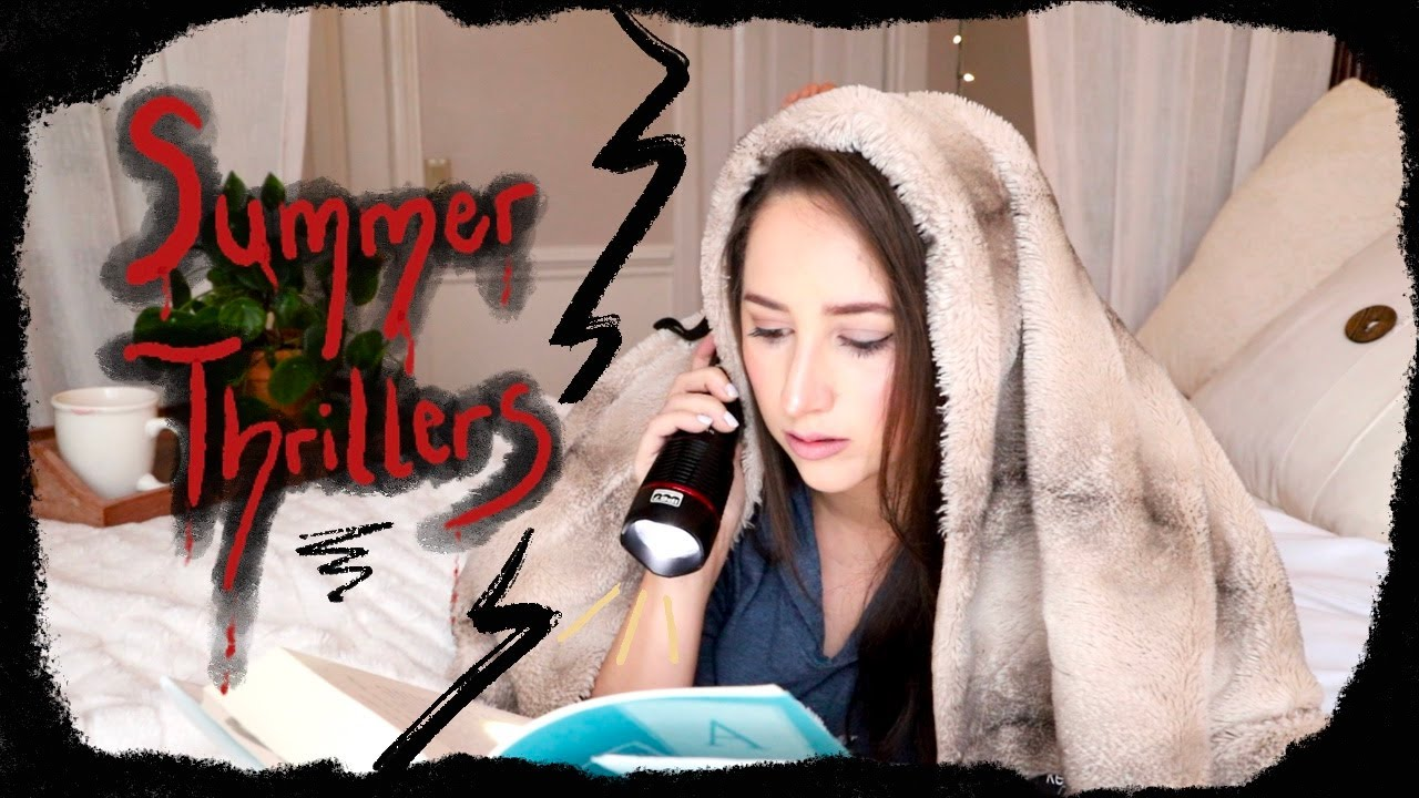 24 Hour Readathon | Reading Summer Thrillers 👀👻🤭😭