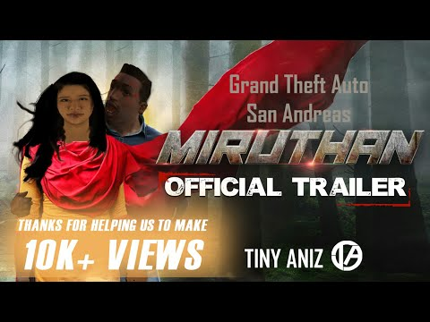 Grand Theft Auto - San Andreas - Miruthan :zombie film (Tamil) - Trailer Remix