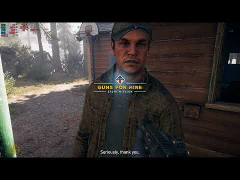 Far Cry 5 /i5 3470/gtx950 2gb/8gb Ram